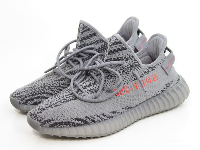 newest a6484 c7156 ADIDAS Yeezy Boost 350 V2 by Kanye West/ Adidas easy boost 350 V2 ベルーガ 2.0  low-frequency cut sneakers AH2203 size: 28.cm color: Gray