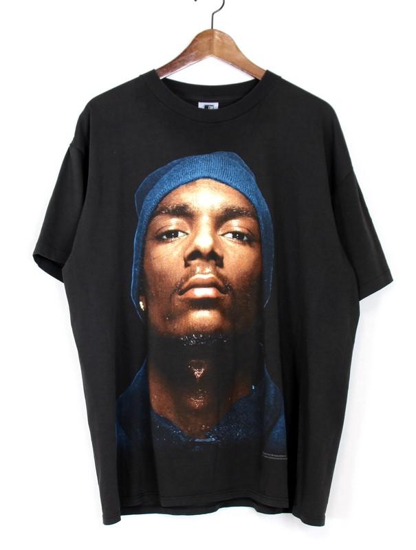 77d50d52 SNOOP DOGG/ snoop dog vintage print T-shirt size: XL color: Black ...