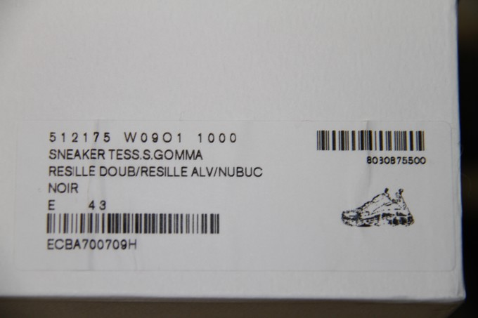 1bc790cfaaa81 ... BALENCIAGA/ バレンシアガ 17AW triple S sneakers TRIPLE S TRAINERS size: 43  colors: Black