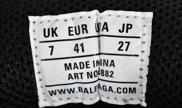 BALENCIAGA バレンシアガ 19SS トリプルS スニーカー TRIPLE S TRAINERS 533882 サイズ 41 カラー ブラック レッド 古着USED191003未yastTJclKF1