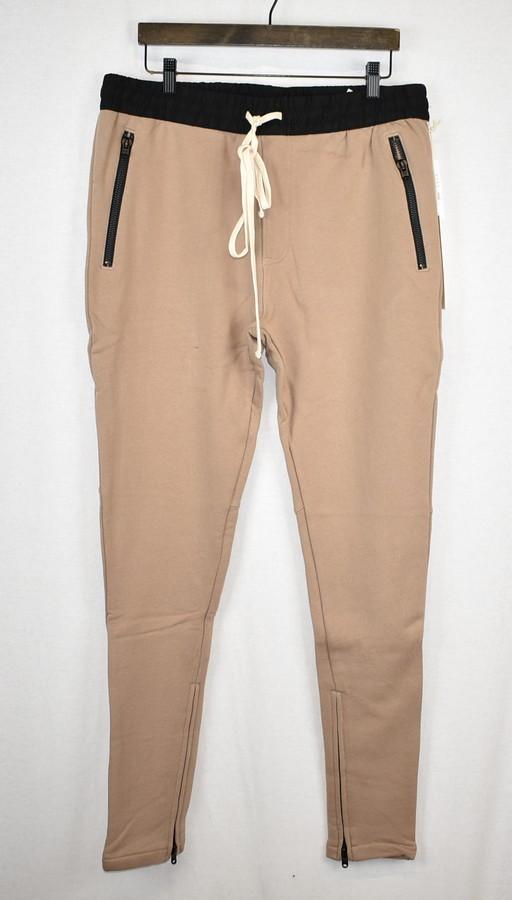 FOG/フォグ 裾ジップスウェットパンツ サイズ:L カラー:ブラウン【中古】【古着】【USED】【190125】【yast】