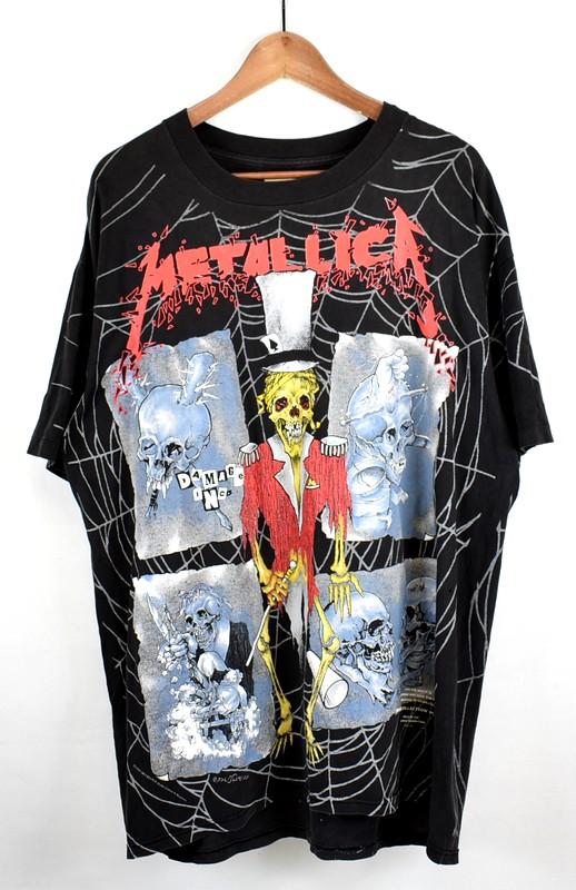 FEAR OF GOD/フィアーオブゴッド 4th メタリカヴィンテージTシャツ サイズ:L程度 カラー:ブラック【中古】【古着】【USED】【180826】【yast01】