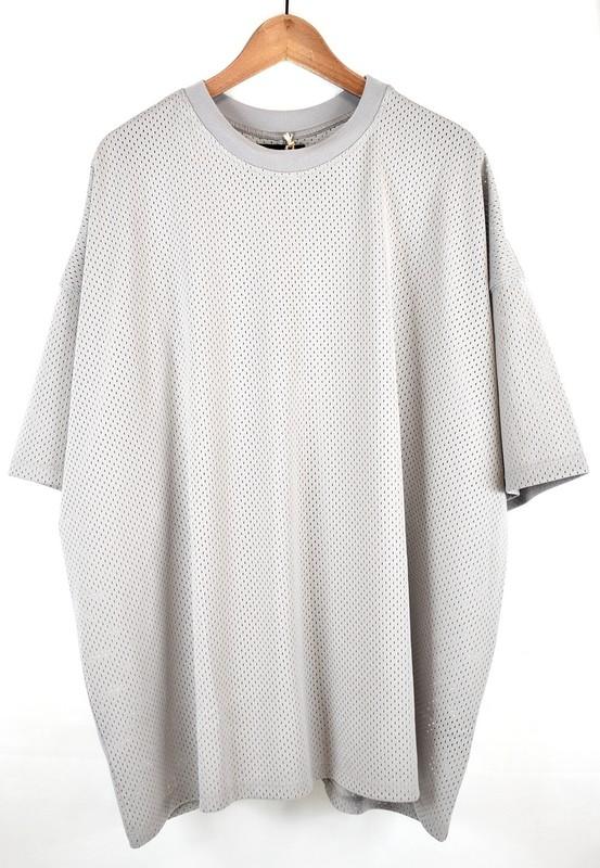 FEAR OF GOD/フィアーオブゴッド 5th オーバーサイズメッシュTシャツ サイズ:XL カラー:グレー【中古】【古着】【USED】【180714】【yast01】