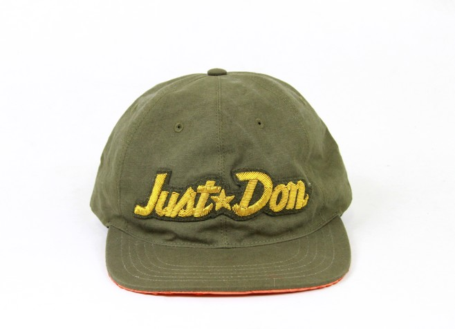 just don X ready made  just Don X ready-made snapback cap size  F color   Olive s7 non-ya b0b82e724c6d