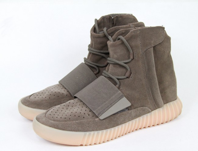 size 40 05859 18bb5 750 ADIDAS Yeezy 750 Boost by Kanye West/ Adidas X easy boost higher  frequency elimination sneakers BY2456 size: US10.5(JP28.5) color: Light  brown s7 ...