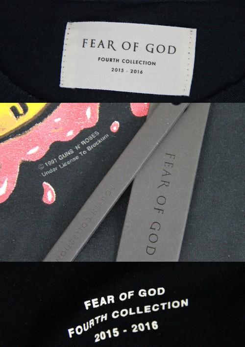 恐惧的神 / 远的好 4 集合枪 N ' 玫瑰枪和玫瑰葡萄酒 kastam T 衬衫大小 m 等效颜色︰ 黑色 s7 崖