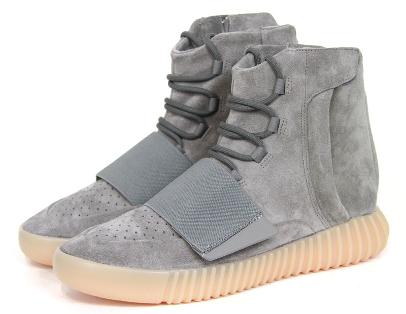 design intemporel 20a1d f1141 Adidas / ADIDAS Yeezy 750 Boost by Kanye West x easy 750 boost sneaker  size:US9.5(JP27.5) color: light gray with a receipt unused s7 ya