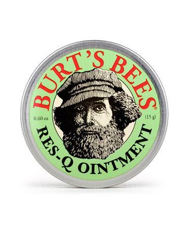 バーツビーズ売れ筋のレスキュー軟膏 永遠の定番 レスキューオイントメント 軟膏 秀逸 15g Burt's Bees バーツビーズ