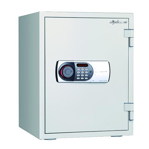 ディプロマット デジタルテンキー式耐火・耐水金庫 530EN88WR【メーカー直送】