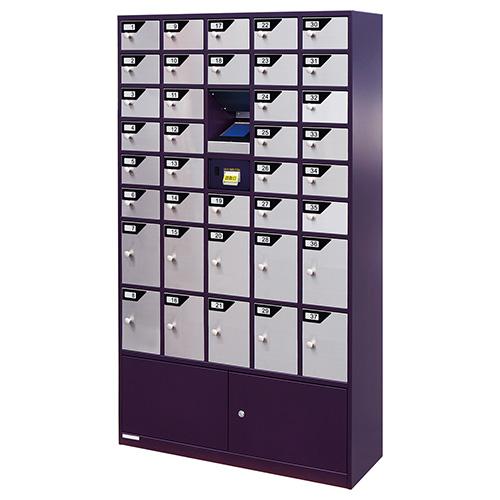【設置見積り必須】EIKO エーコー ストレージボックス(テンキー式+バーコード) SB37-TBC【メーカー直送】