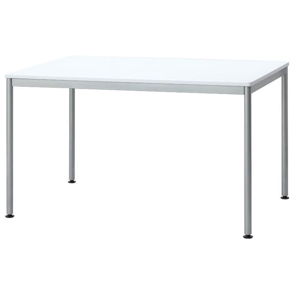 ナカバヤシ ユニットテーブル ホワイト 1200*750 HEM-1275W