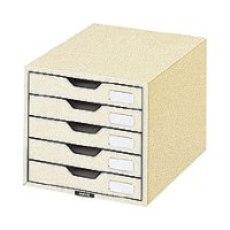 ナカバヤシ レターケース 机上 書類収納 A4サイズ NLC-5