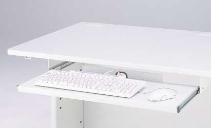 ナカバヤシ システムOAデスクオプション キーボードテーブル 大 PK-8N