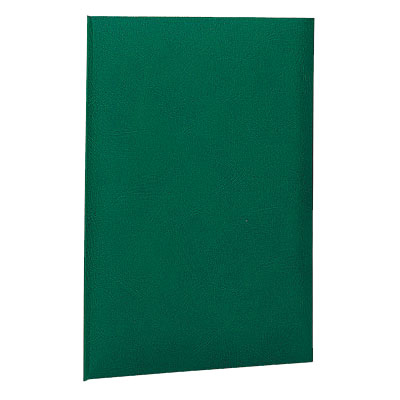卒業証書や免状などを折らずに収納する2つ折りのファイル メーカー在庫限り品 ナカバヤシ 証書ファイル 賞状ファイル 緑 お買い得品 VPクロス貼りタイプ FSL-A4G A4判