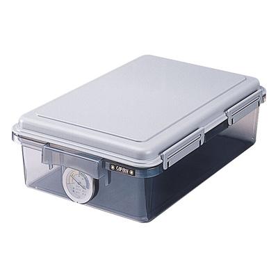 上等 湿気シャットアウト 期間限定送料無料 カメラや食料品の収納に ナカバヤシ ドライボックス11L DB-11L-N キャパティ
