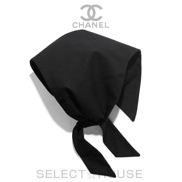 【お取り寄せ】 CHANEL ヘッド スカーフ【20C】【SELECTHOUSE☆セレクトハウス】シャネル