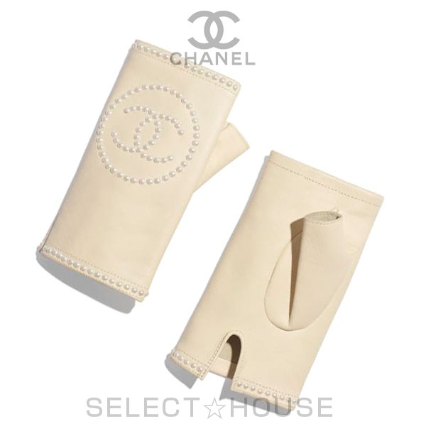 【お取り寄せ】 CHANEL グローブ【20C】【SELECTHOUSE☆セレクトハウス】手袋 シャネル