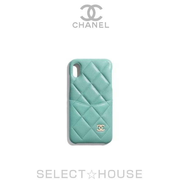 【お取り寄せ】 CHANEL iPhone XS MAX クラシック ケース【20C】【SELECTHOUSE☆セレクトハウス】スマホケース アイフォンケース シャネル