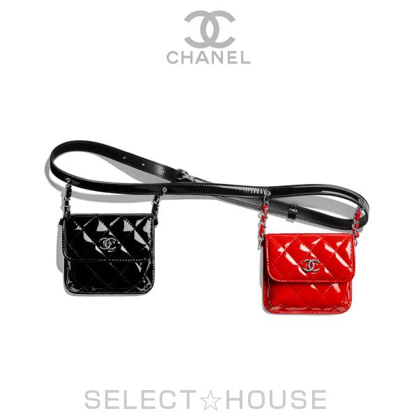 【お取り寄せ】CHANEL ウエスト バッグ【20C】【SELECTHOUSE☆セレクトハウス】バッグ ポーチ シャネル