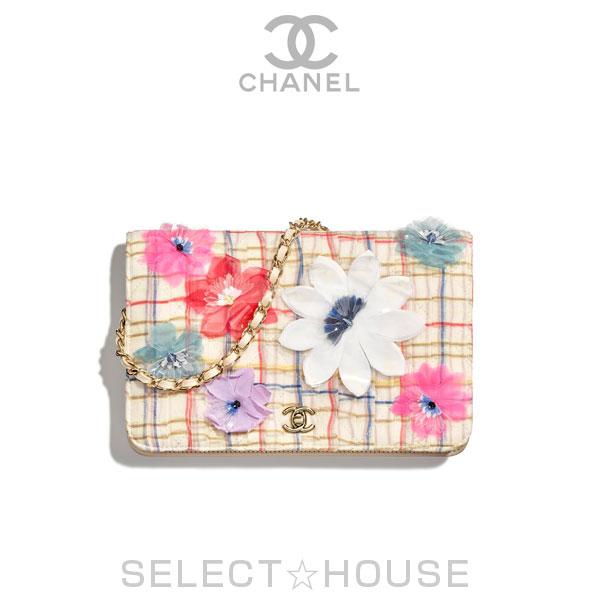 【お取り寄せ】CHANEL チェーンウォレット【20C】【SELECTHOUSE☆セレクトハウス】バッグ クラッチバッグ 財布 シャネル