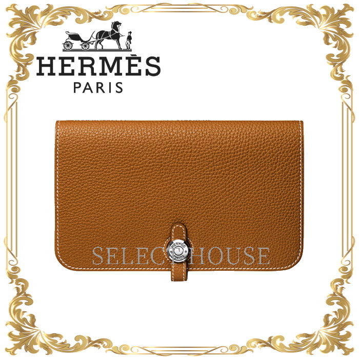 2020モデル 送料無料 エルメス レディース オープニング 大放出セール 財布 お取り寄せ ドゴンデュオ SELECTHOUSE☆セレクトハウス
