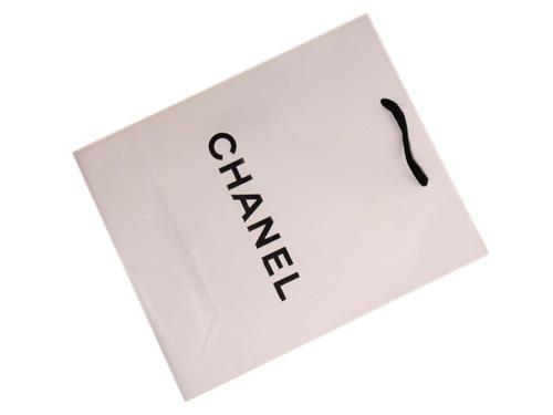 非売品 使用品です 中古 オープニング 大放出セール SELECTHOUSE☆セレクトハウス YDKG-k smtb-k W3 ロゴ入り紙袋 CHANEL 特価 シャネル