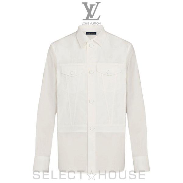 LOUIS VUITTON 【19A】トロンプルイユシャツ【お取り寄せ】【SELECTHOUSE☆セレクトハウス】ルイ・ヴィトン メンズ