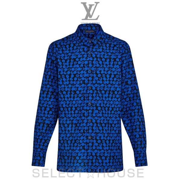 LOUIS VUITTON 【19A】DNAシャツ【お取り寄せ】【SELECTHOUSE☆セレクトハウス】ルイ・ヴィトン メンズ