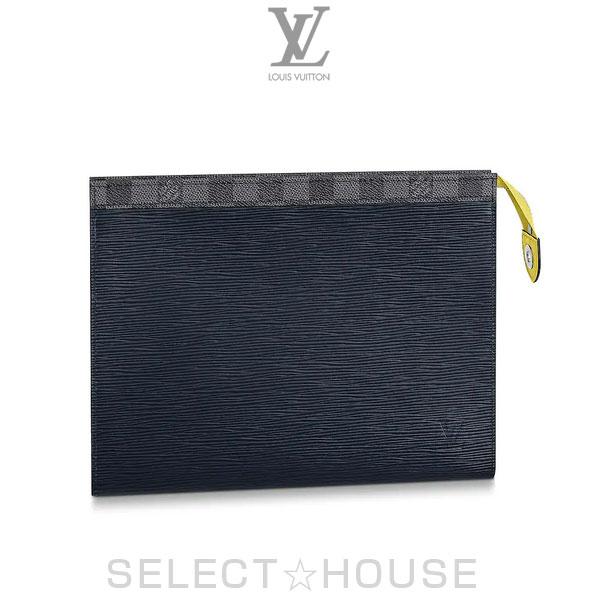 LOUIS VUITTON ポシェット・ヴォワヤージュ【19A】【お取り寄せ】【SELECTHOUSE☆セレクトハウス】ルイ・ヴィトン メンズ クラッチバッグ