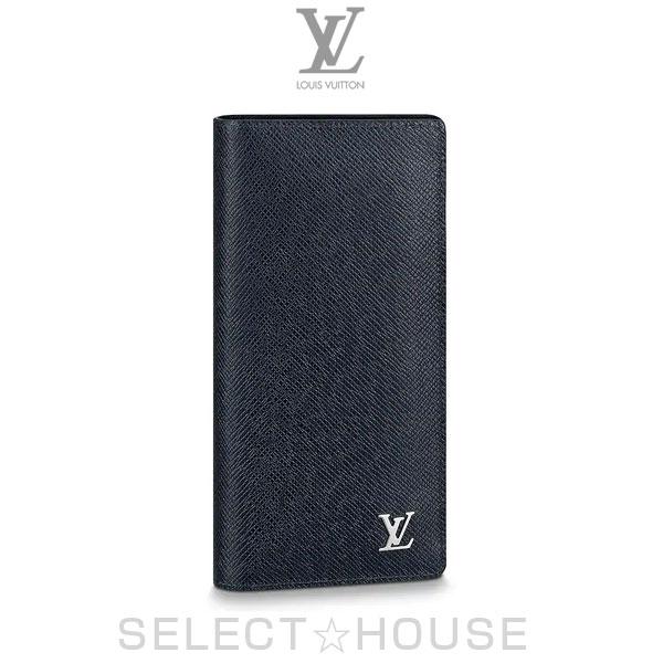 LOUIS VUITTON ポルトフォイユ・ブラザ【19A】【お取り寄せ】【SELECTHOUSE☆セレクトハウス】ルイ・ヴィトン メンズ ウォレット 財布