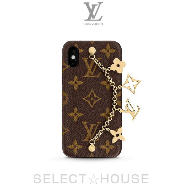 LOUIS VUITTON IPHONE・バンパー XS【19A】【お取り寄せ】【SELECTHOUSE☆セレクトハウス】ルイ・ヴィトン メンズ アイフォンケース