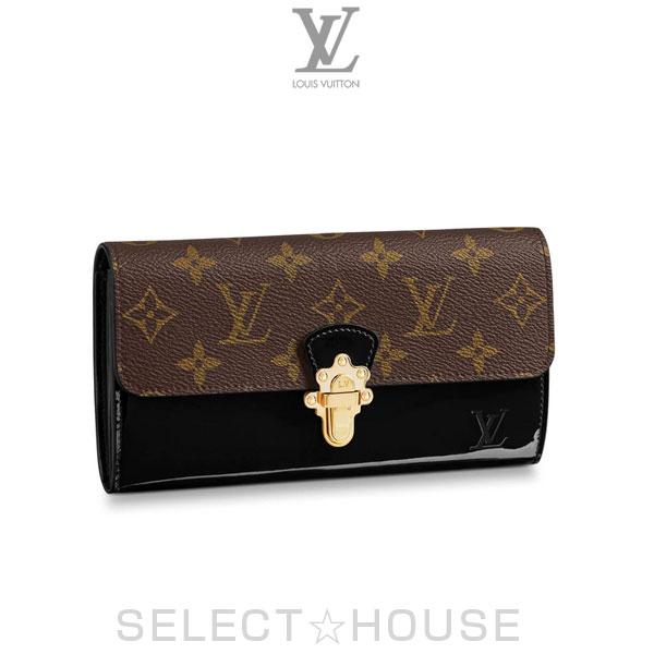 LOUIS VUITTON ポルトフォイユ・チェリーウッド【19A】【お取り寄せ】【SELECTHOUSE☆セレクトハウス】ルイ・ヴィトン 財布 長財布