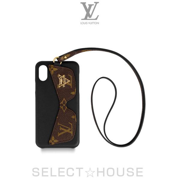 LOUIS VUITTON IPHONE X & XS・バンパー【19A】【お取り寄せ】【SELECTHOUSE☆セレクトハウス】ルイ・ヴィトン アイフォンケース