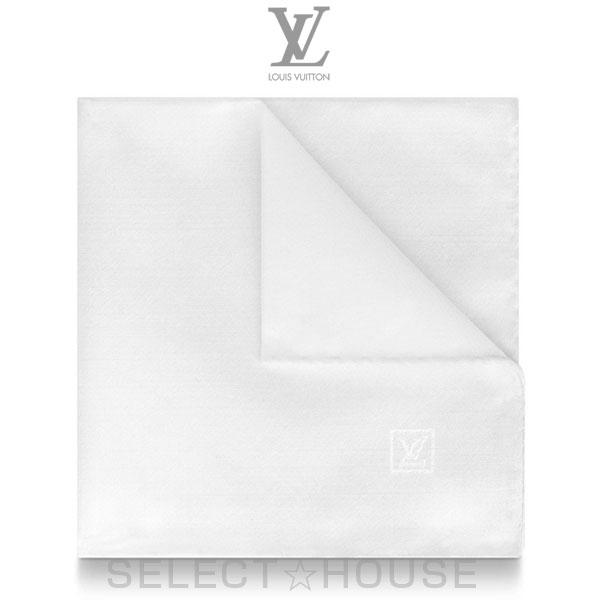 LOUIS VUITTON ポケットスクエアー・レッドカーペット【19A】【お取り寄せ】【SELECTHOUSE☆セレクトハウス】ルイ・ヴィトン チーフ ハンカチ メンズ