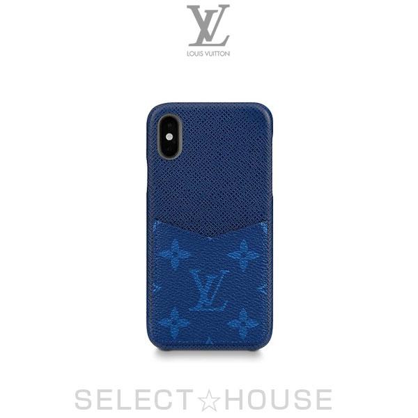【19SS】LOUIS VUITTON ルイ・ヴィトン IPHONE・バンパー XSメンズ【SELECTHOUSE☆セレクトハウス】iPhoneケース アイフォン