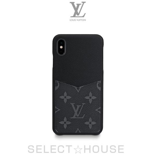 【19SS】LOUIS VUITTON ルイ・ヴィトン IPHONE・バンパー XS MAXメンズ【SELECTHOUSE☆セレクトハウス】iPhoneケース アイフォン
