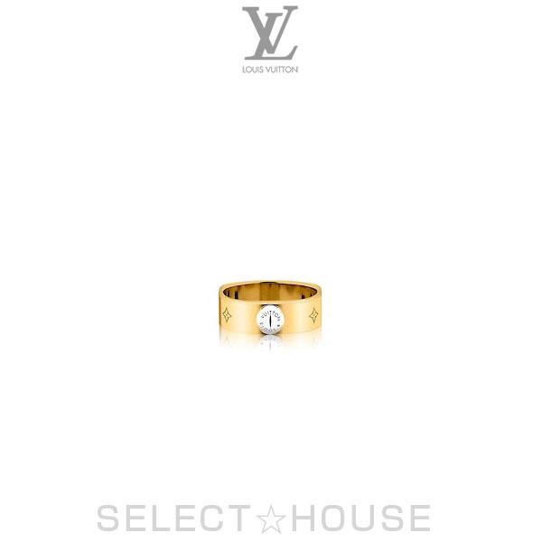 【19SS】LOUIS VUITTON ルイ・ヴィトン リング・ナノグラム【SELECTHOUSE☆セレクトハウス】