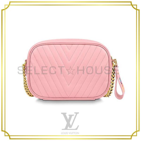 f578f46e19b LOUIS VUITTON Louis Vuitton new wave new camera bag bag