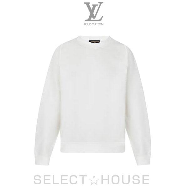 【19SS】LOUIS VUITTON ルイ・ヴィトン インサイドアウトクルーネックスウェットシャツ【SELECTHOUSE☆セレクトハウス】トップス