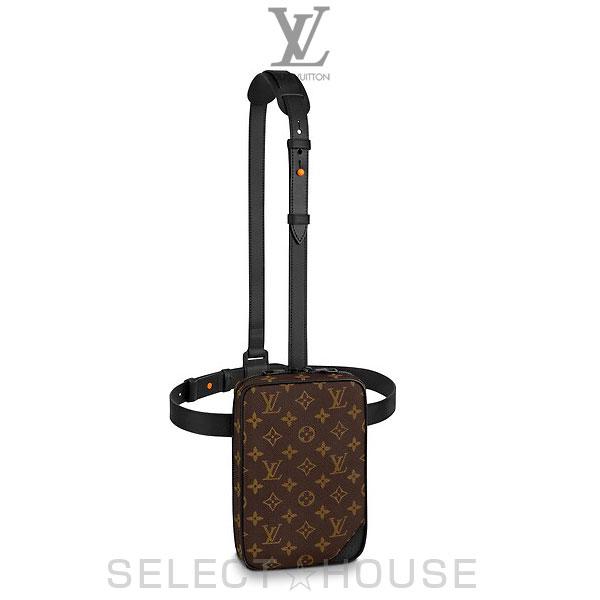 【19SS】LOUIS VUITTON ユティリティ・サイドバッグ【SELECTHOUSE☆セレクトハウス】メンズ バッグ
