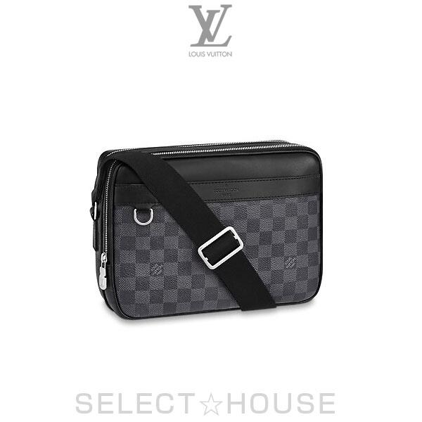 【19SS】LOUIS VUITTON トロカデロ・メッセンジャー PM【SELECTHOUSE☆セレクトハウス】メンズ バッグ