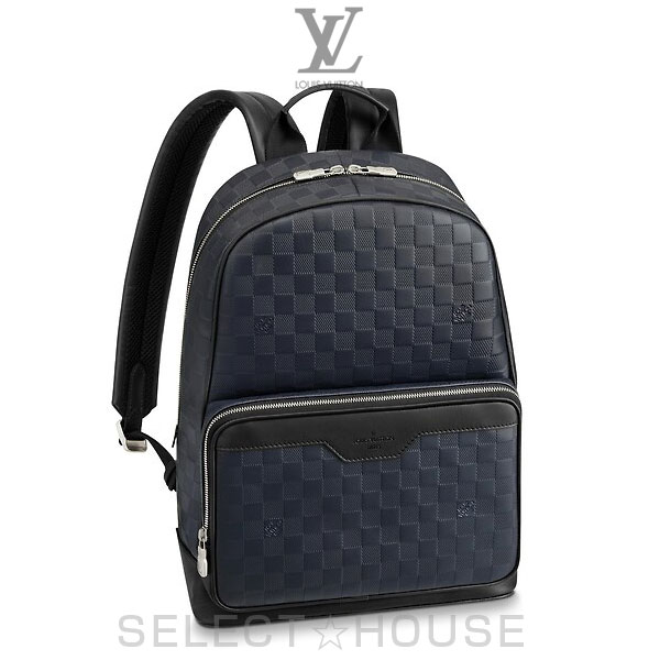 【19SS】LOUIS VUITTON キャンパス・バックパック【SELECTHOUSE☆セレクトハウス】メンズ バッグ