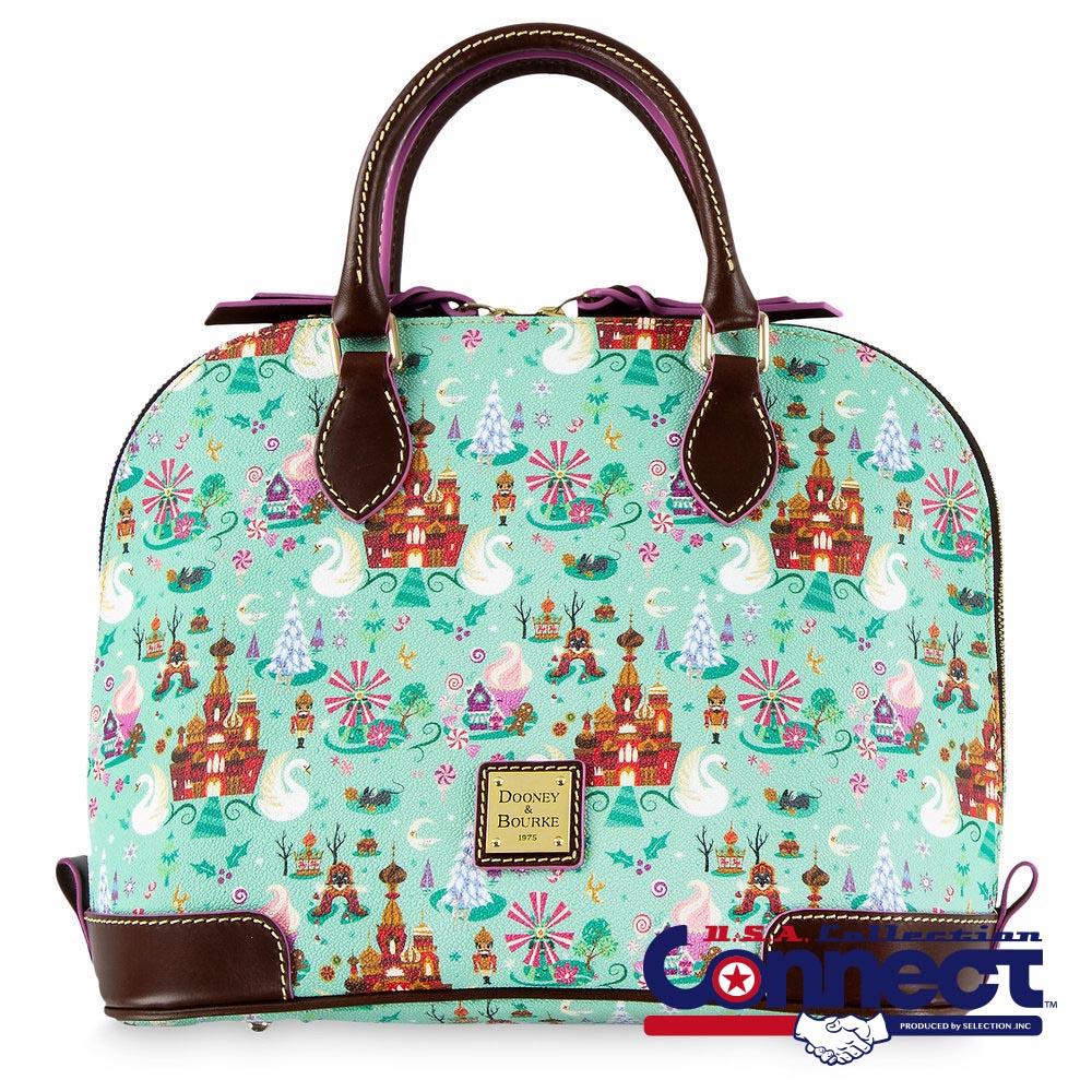 お取り寄せ ディズニー US公式 くるみ割り人形 バッグ バッグ ドゥーニー&バーク Dooney & Bourke