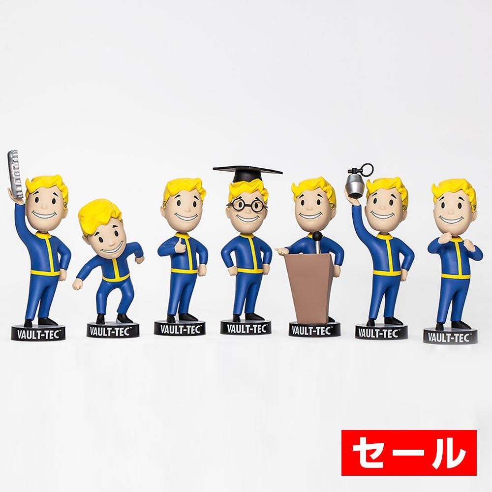 セール Fallout フォールアウト グッズ ボルトボーイ 111 ボブルヘッド シリーズ2 7コンプリートセットパック