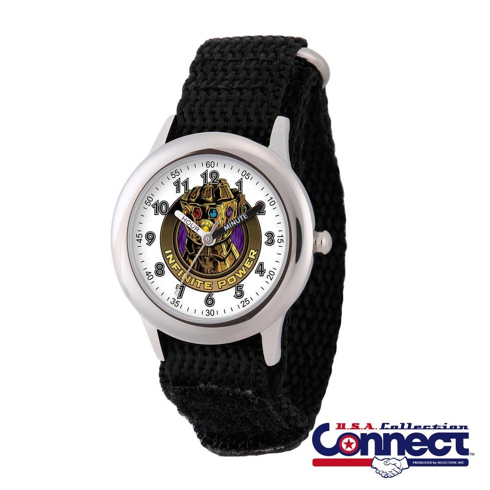 マーベル Marvel キッズ 男の子 女の子 腕時計