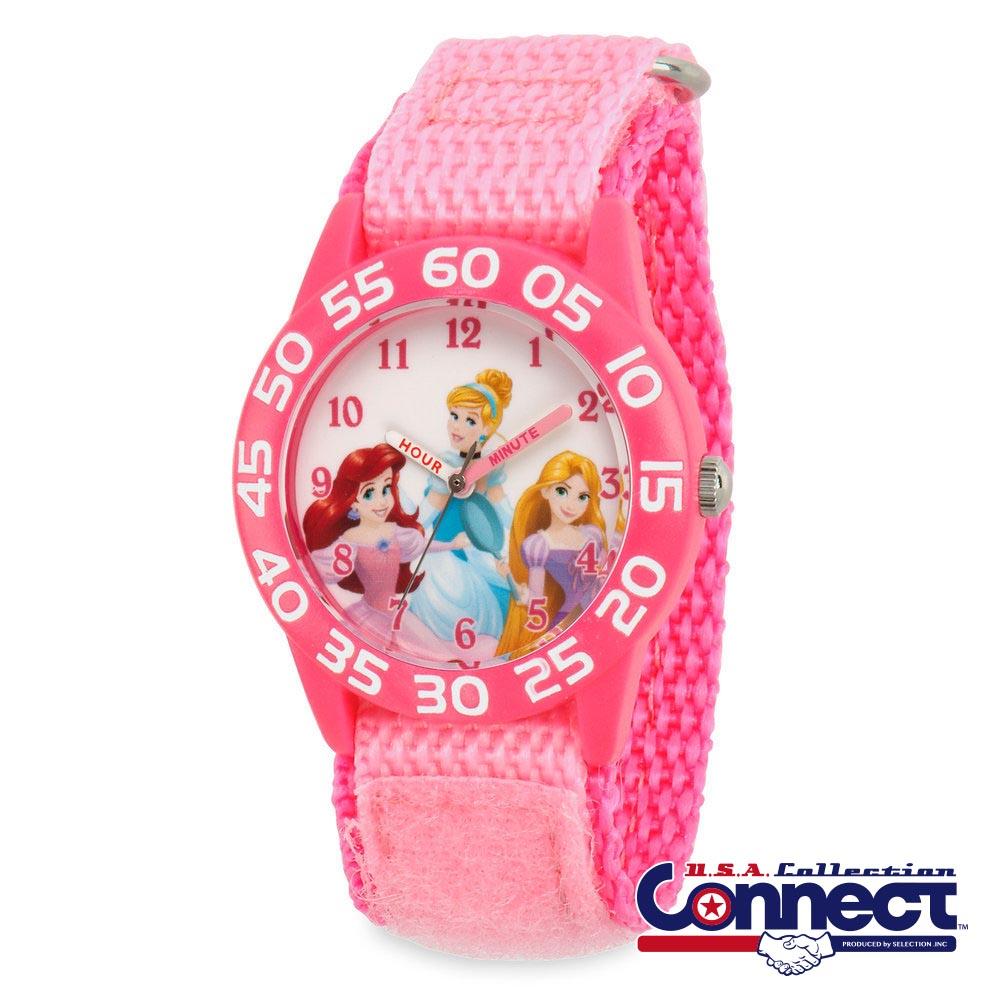 ディズニー Disney キッズ 男の子 女の子 ディズニープリンセス 腕時計 ギフト プレゼント