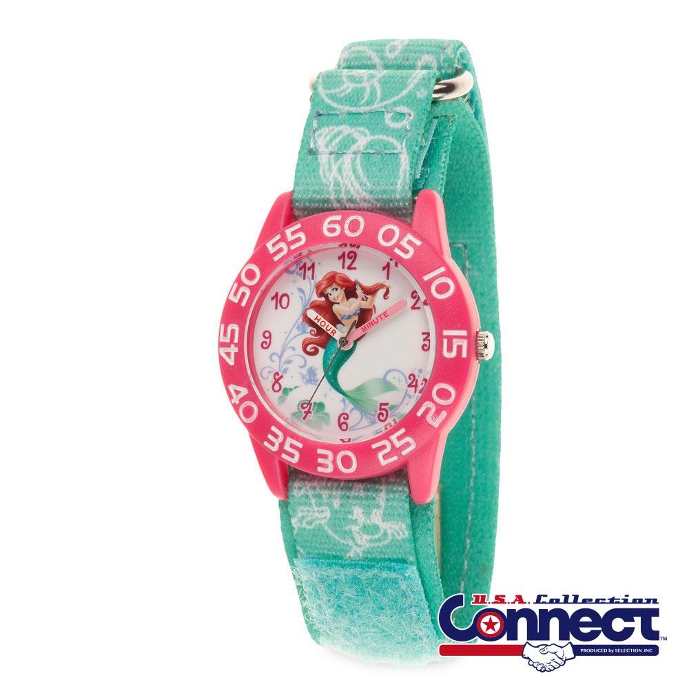 ディズニー Disney キッズ 男の子 女の子 アリエル リトルマーメイド 腕時計 ギフト プレゼント