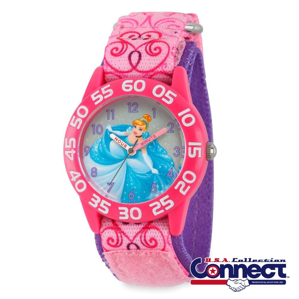 ディズニー Disney キッズ 男の子 女の子 シンデレラ 腕時計 ギフト プレゼント
