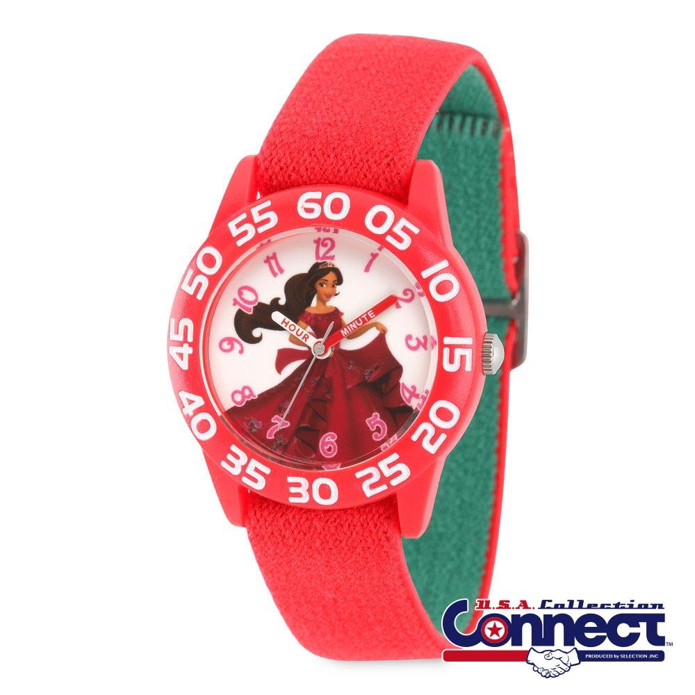 ディズニー Disney キッズ 男の子 女の子 エレナ アバローのプリンセスエレナ 腕時計 ギフト プレゼント