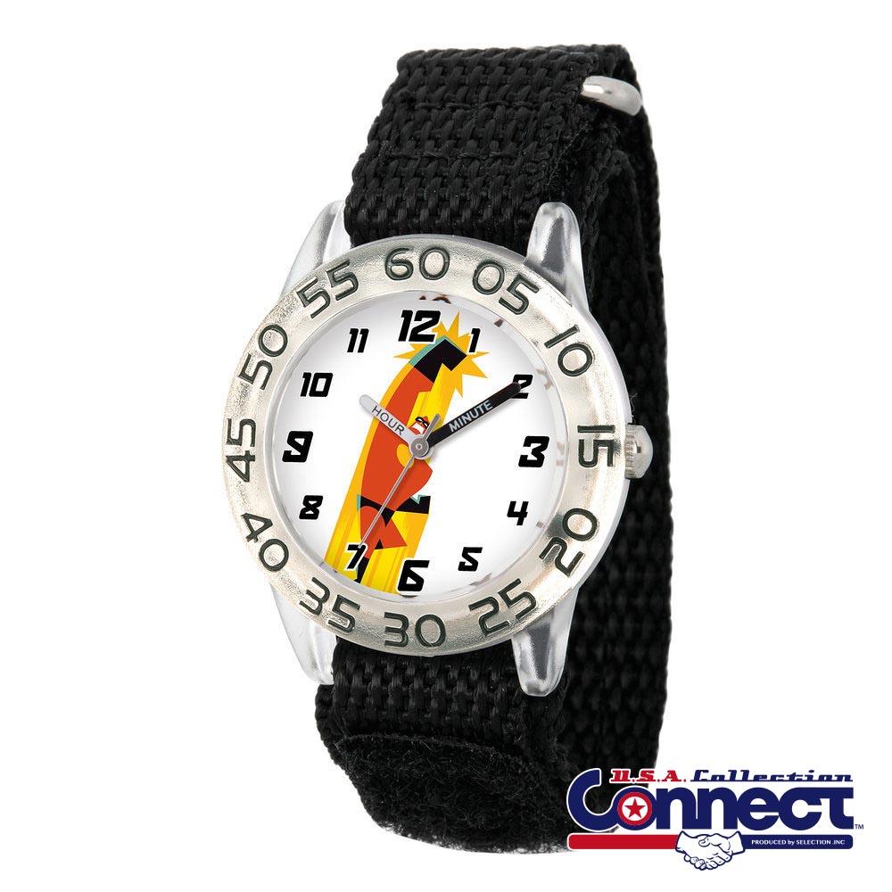 ディズニー Disney キッズ 男の子 女の子 ミスターインクレディブル インクレディブル 腕時計 ギフト プレゼント